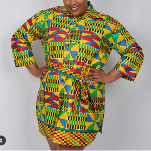 By the African World in Fashion